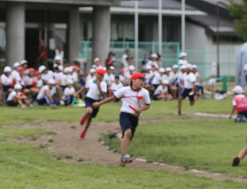 西部小学校の運動会9.21に開催